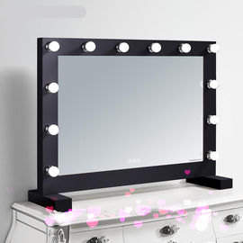 Cina Bulbs Hollywood Vanity LED Illuminated Bathroom Mirror UNTUK Rias Wajah pabrik